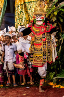 Images of the People and Temples of Bali